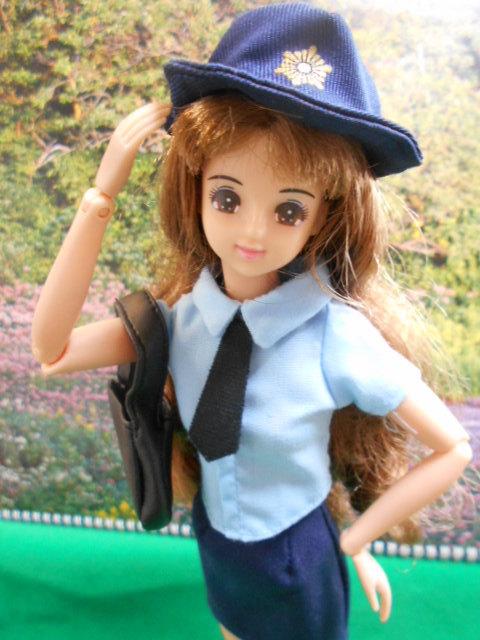 ジェニー警官 002