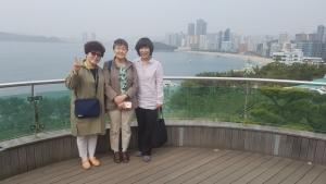 釜山大人の女子旅1