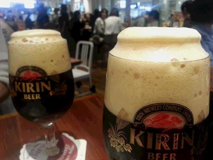 キリンシティビール
