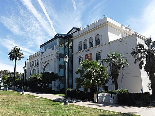 サンディエゴ自然史博物館
