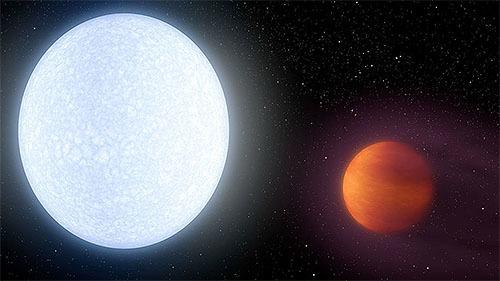 最も熱い惑星