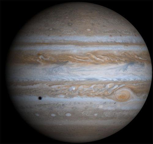 木星は太陽系で最も古い惑星だった