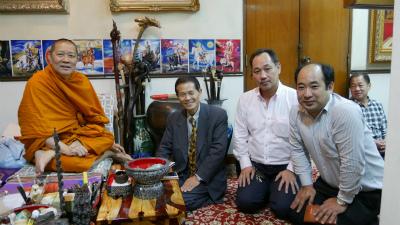 トンチャイ僧侶