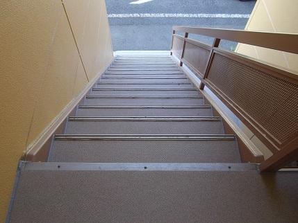 フルール階段
