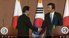 (全録)「従軍慰安婦問題」で日韓合意 両外相が共同会見