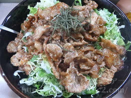 けやき丼特特特盛り通称トクサン047