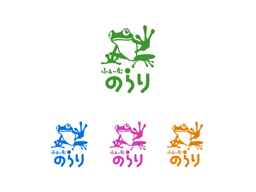 ファームのらりロゴ