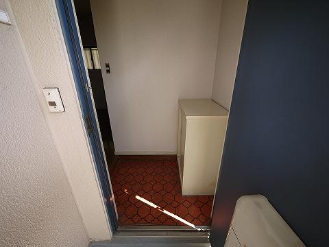 センチュリーエム102玄関