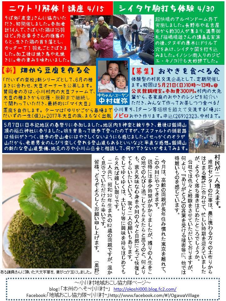 第59号協力隊新聞4
