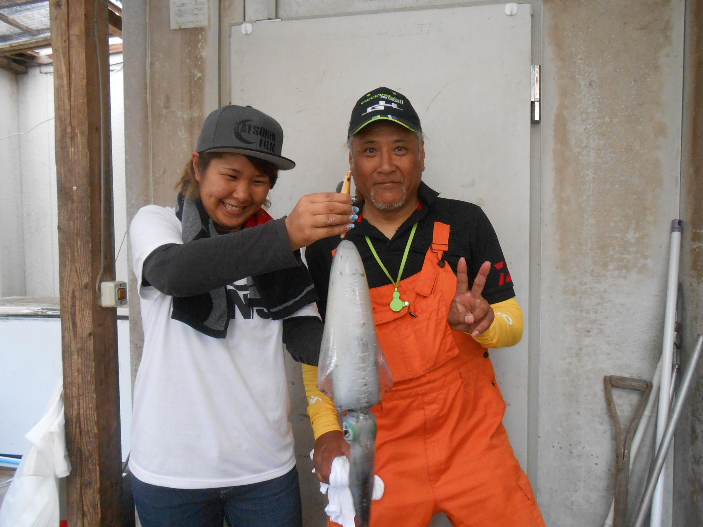 6/19 しいさん 様 アオリイカ(平戸大橋店)