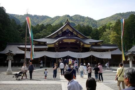 20170503新潟 弥彦神社 (6)