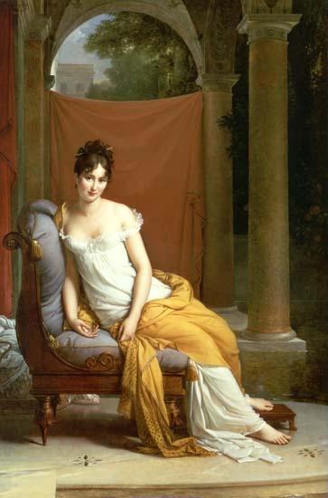 ジェラール レカミエ夫人の肖像