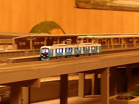 鉄コレ版静岡鉄道A3000形をライト点灯加工しました。