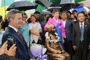 海外「関係なののに!」米国で2個目の慰安婦像が完成!米国人からも批判が殺到