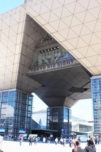 東京ビッグサイト 建物
