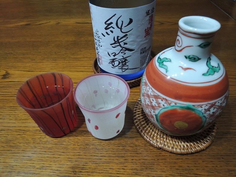 平井酒造さんの純米吟醸