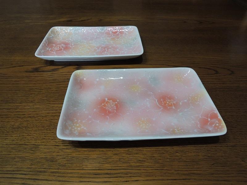 北澤美紀さんのお皿