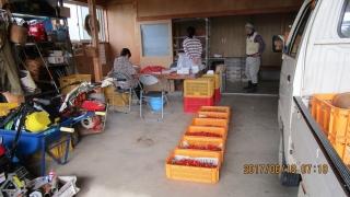 2作業小屋