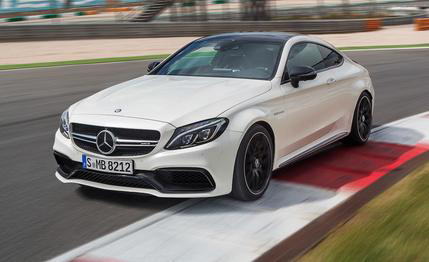 AMG C63coupe