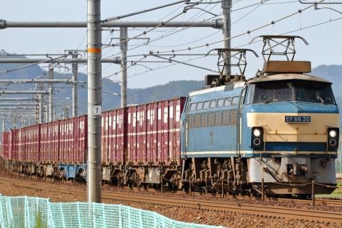 EF66 30牽引5074レ 木曽川-岐阜間