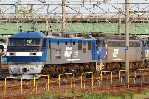 EF210-108+EF200-20 稲沢駅
