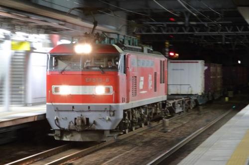 EF510-6牽引1253レ 枇杷島駅