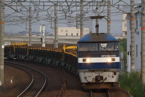 EF210-169牽引8090レ