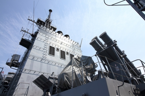 90式艦対艦誘導弾発車筒