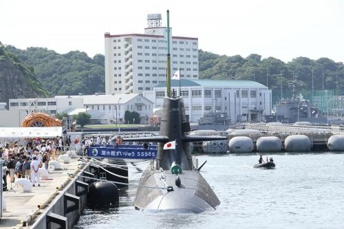 潜水艦「ずいりゅう」
