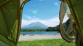 精進湖キャンピングコテージ-3