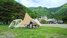 精進湖キャンピングコテージ-5