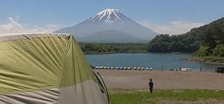 精進湖キャンピングコテージ-2