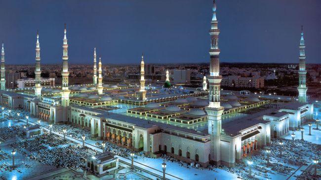 サウジアラビアのマディーナ