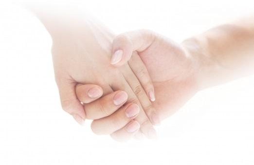 手をつなぐ 2