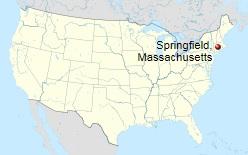 マサチューセッツ州スプリングフィールド