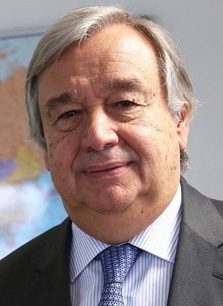 アントニオ・グテーレス