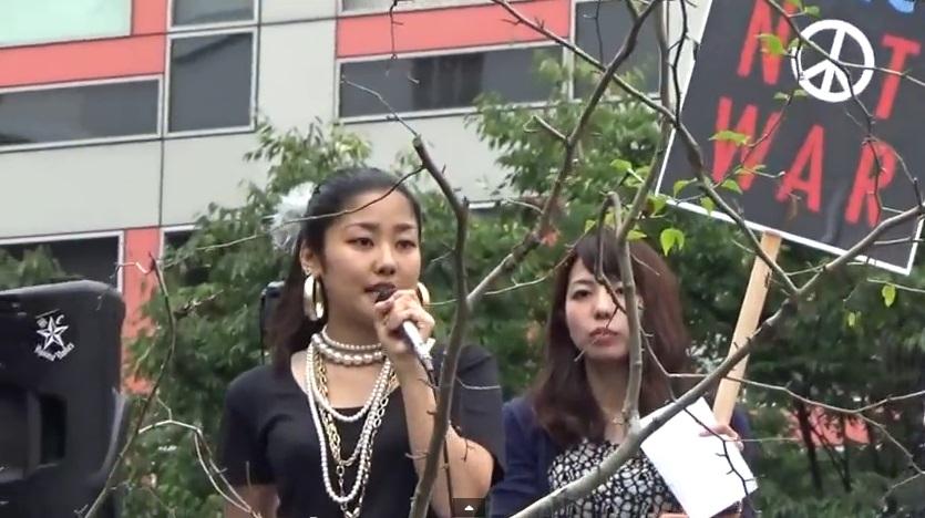 首都圏反原発連合 SEALDs1