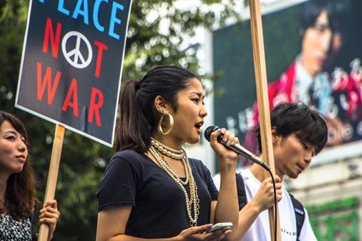 首都圏反原発連合 SEALDs 2
