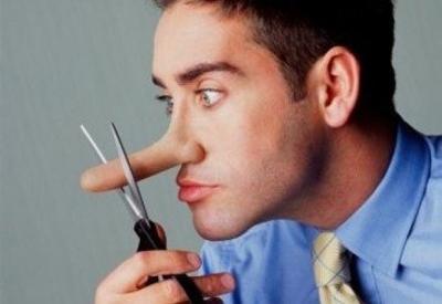 鼻が伸びる 男性