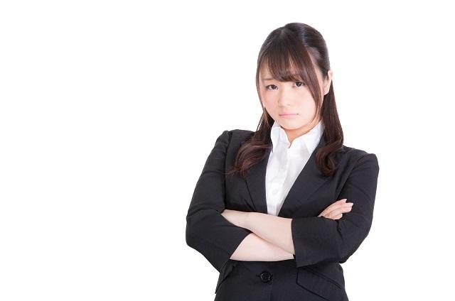 女性 怒る 不信感