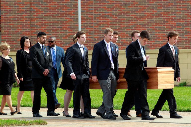 オットーワームビア葬儀