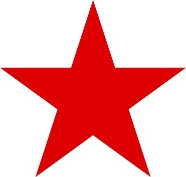 特にレーニン主義に基づく共産主義のシンボル「赤い星」