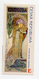 切手6  チェコ共和国