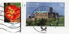 切手  デンマーク
