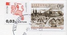 切手2  リトアニア