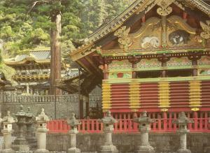 陽明門と上神庫