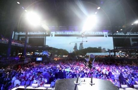 20170503NFLドラフト2017会場の画像