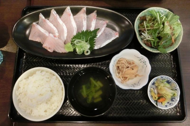 大田区 池上 ら京 魚 定置網漁地魚専門店 東急池上線 居酒屋 定食