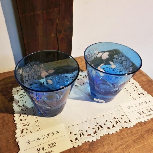 尾張瀬戸 愛知県 かわらばん家 硝子 ガラス 陶器 神谷麻理子 ギャラリー 切子