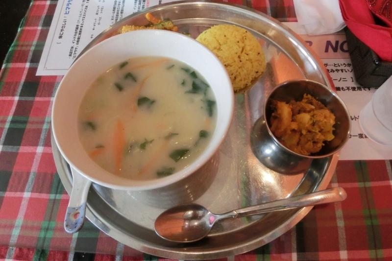 大田区 池上 東急池上線 池上駅 ヒマラヤ 薬膳 ネパール家庭料理